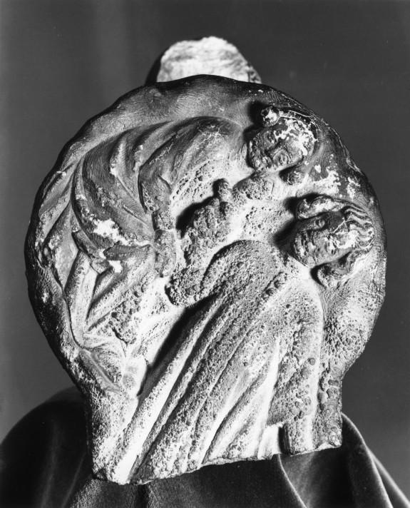 Fragment of a Console Depicting Lai d'Aristotle