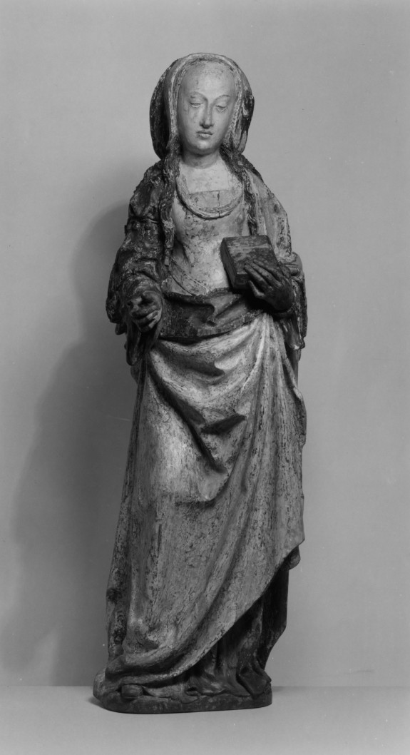 Holy Woman from an Entombment (?) group