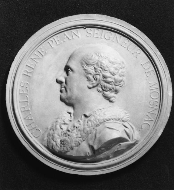 Bust of Charles-René Péan