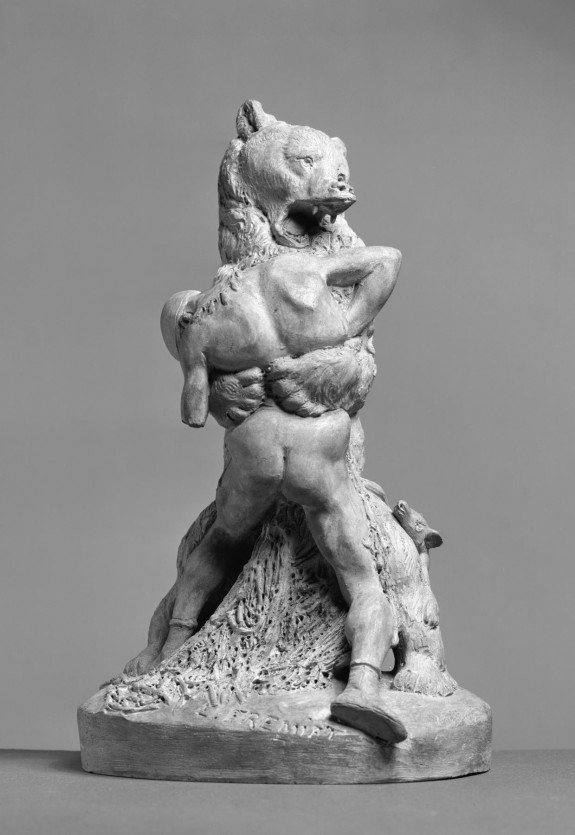 Bear and Gladiator