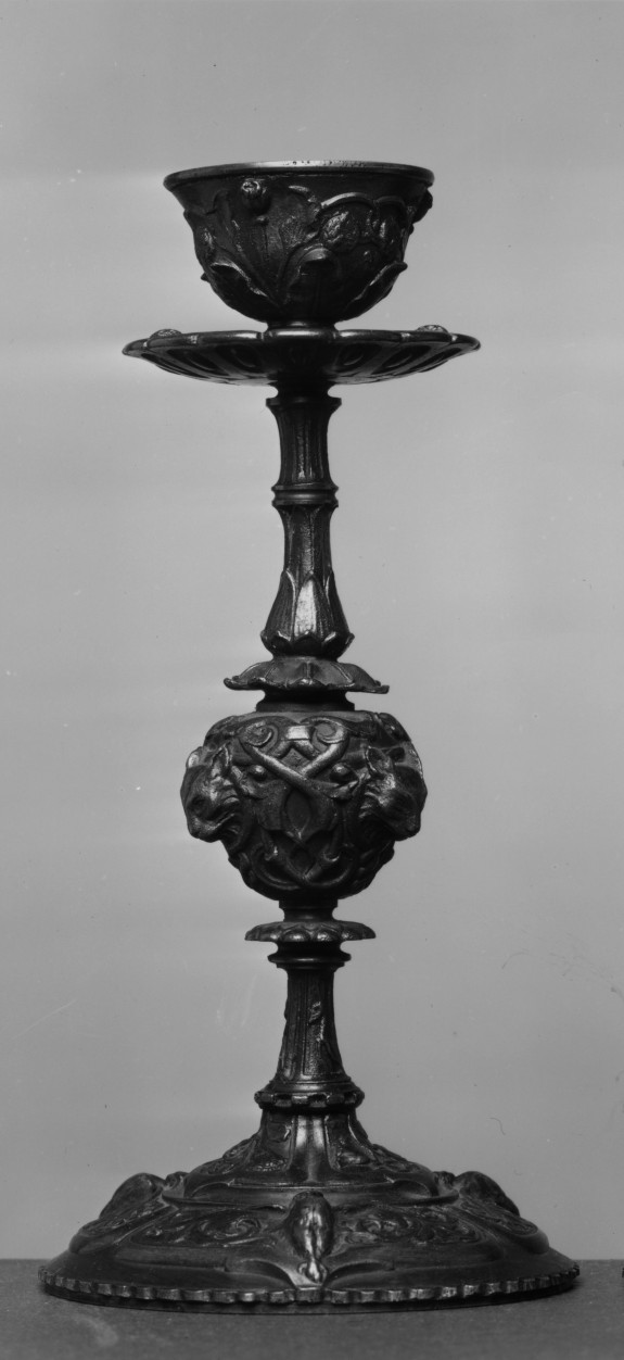 One of a Pair of Candlesticks
