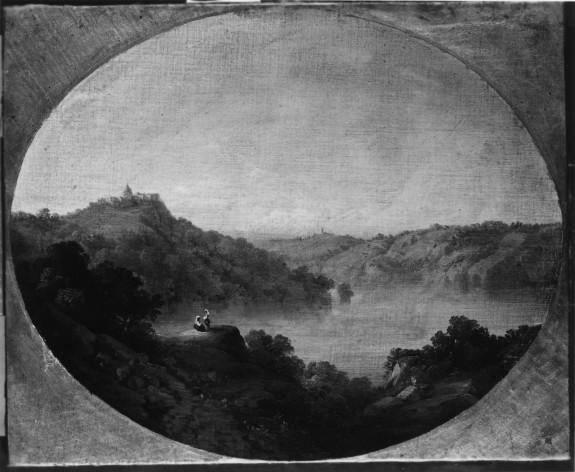 View of Castel Gandolfo