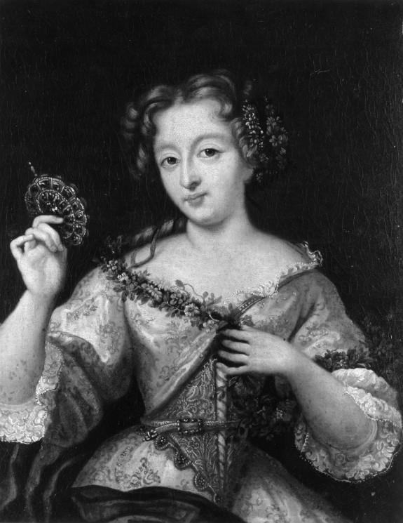 Portrait of Anne-Marie, Princess de Conti