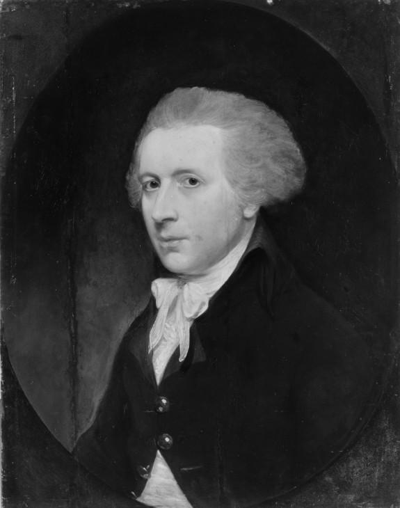 Bust-length Portrait of a Man