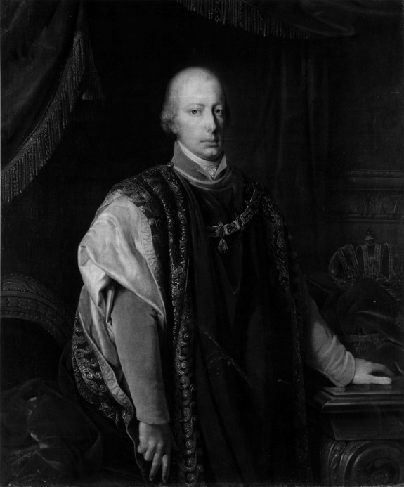 Portrait of the Holy Roman Emperor Francis II