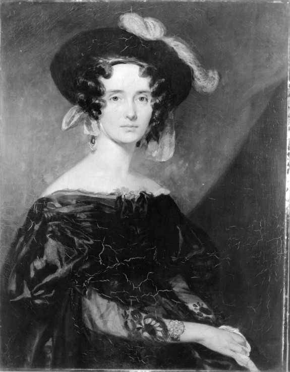 Portrait of Mrs. Foote