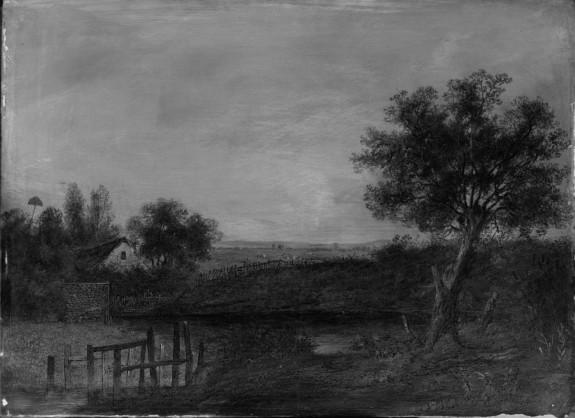 Landscape, View near Dorking