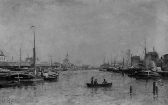 Bassin de La Villette