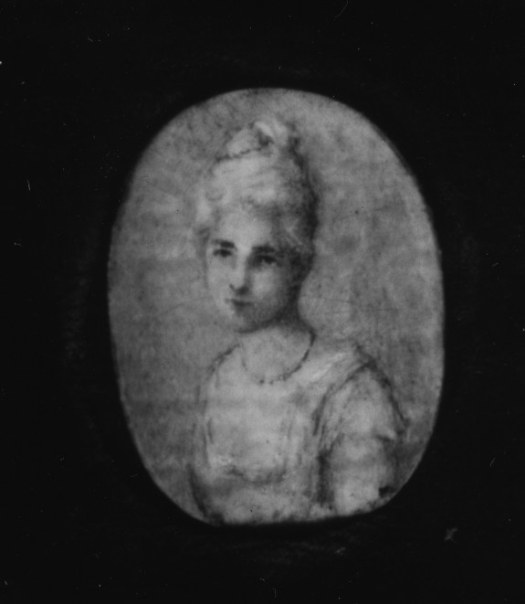 Woman in 18th-century Costume