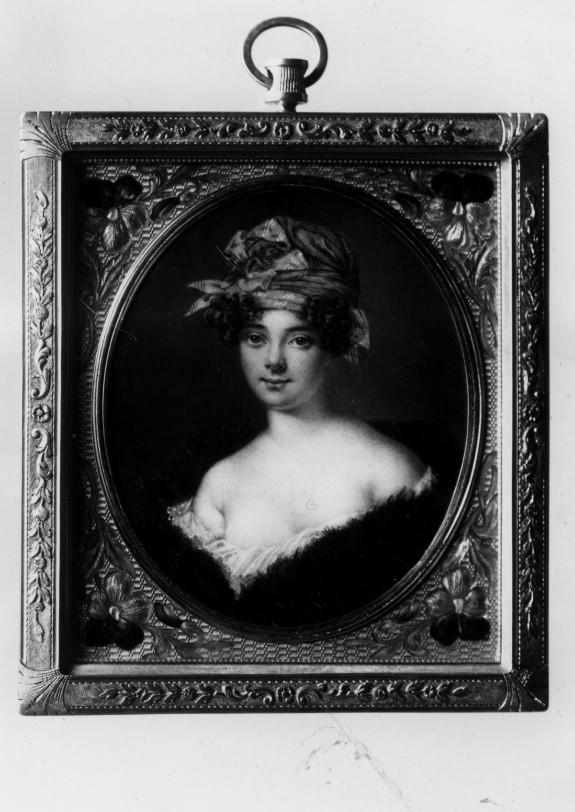 Portrait of a Woman, said to be Countess Walewska