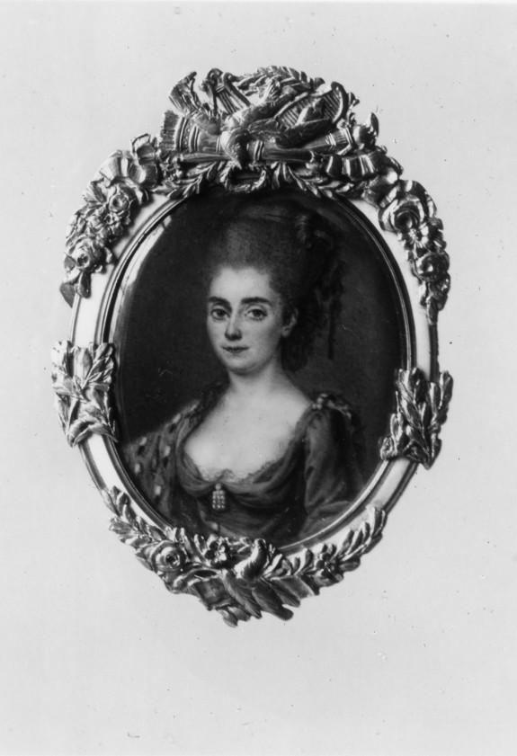 Mlle. Louise Antoinette de Lamartellière