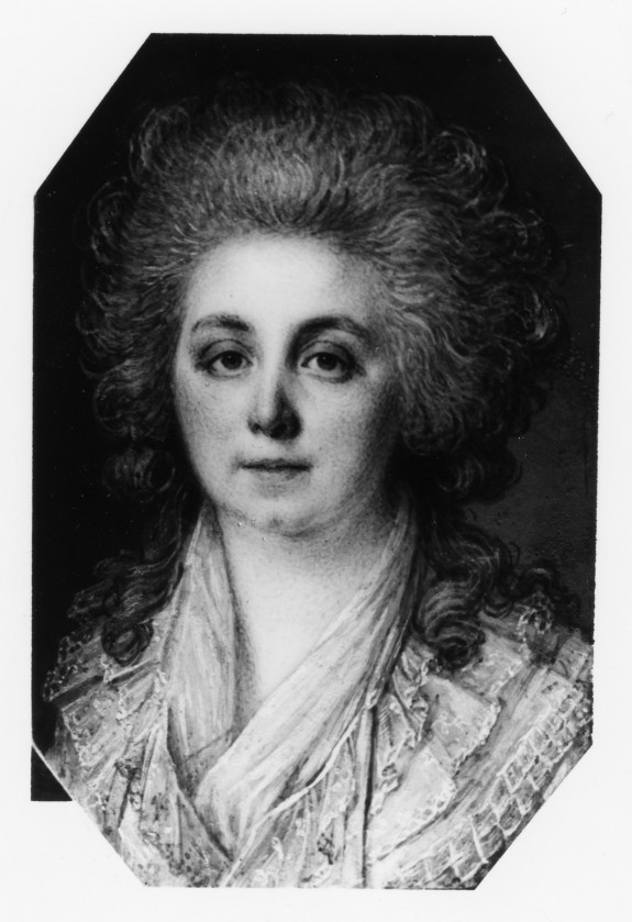 Portrait of a Woman, said to be from South Carolina