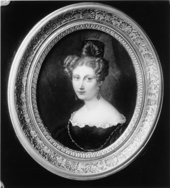 Caroline-Ferdinande-Louise of Naples, Duchesse de Berri (1798-1870)
