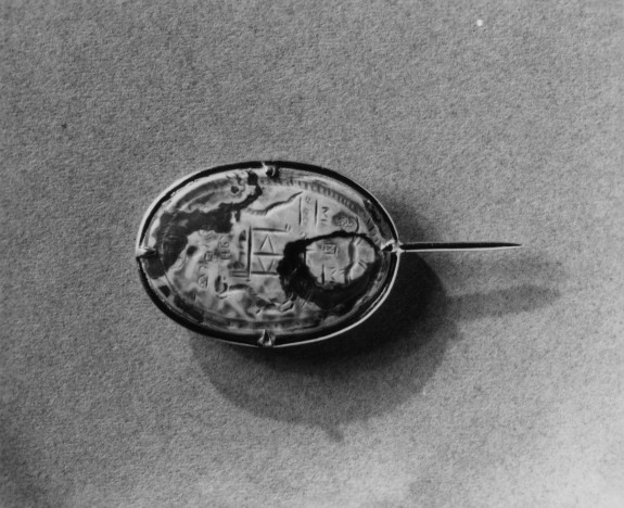 Amulet with Ourobouros (Snake with Tail in Mouth)