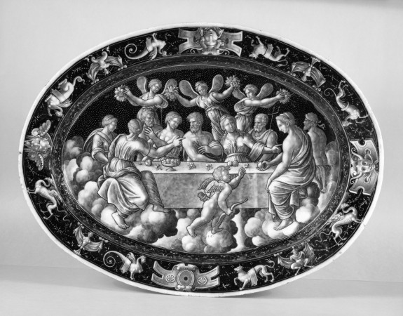 The Wedding Banquet of Cupid and Psyche