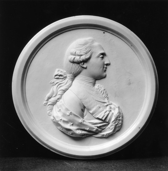 Medallion of Louis XVI