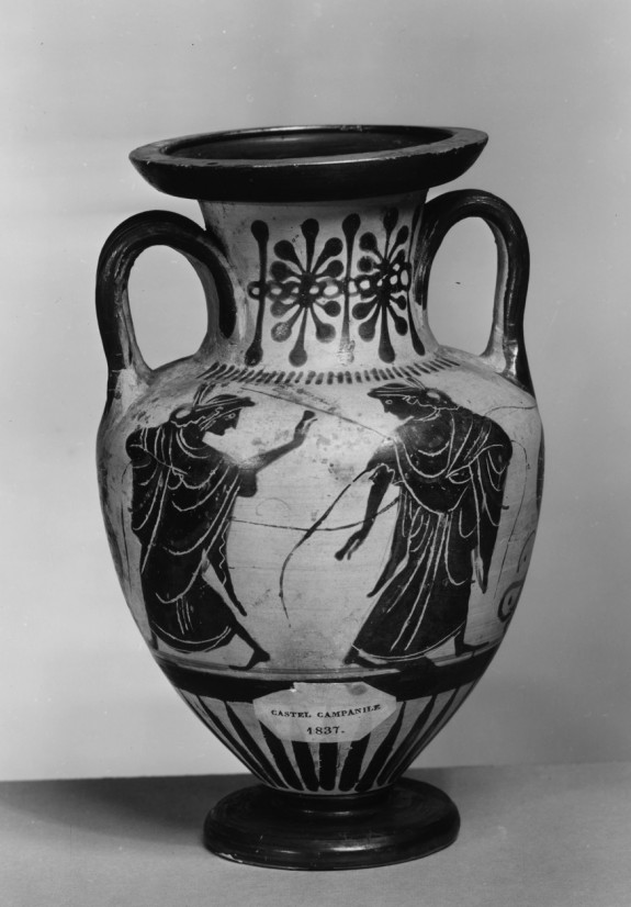 Amphora with Maenads