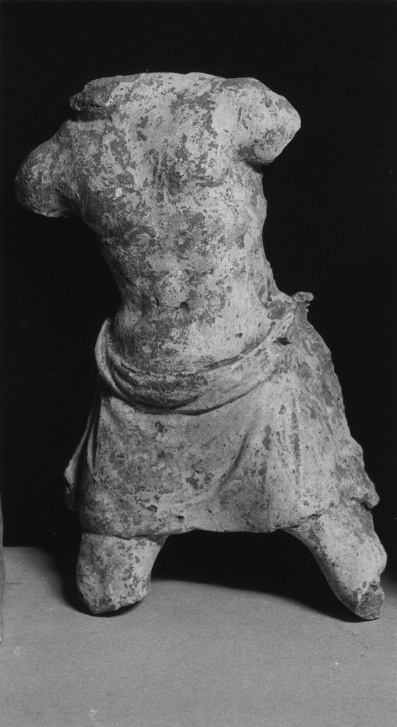 Relief Fragment of a Male Figure