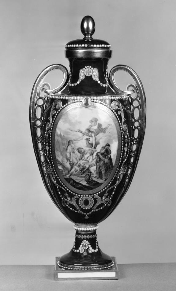 Oviform Vase (Vase Paris nouvelle forme)