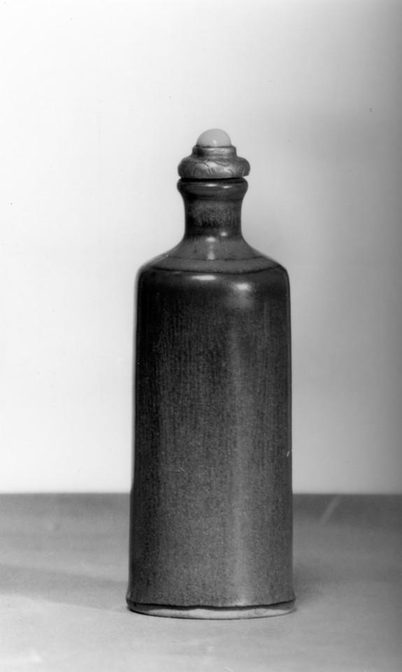 Bottle-Shaped Snuff Bottle