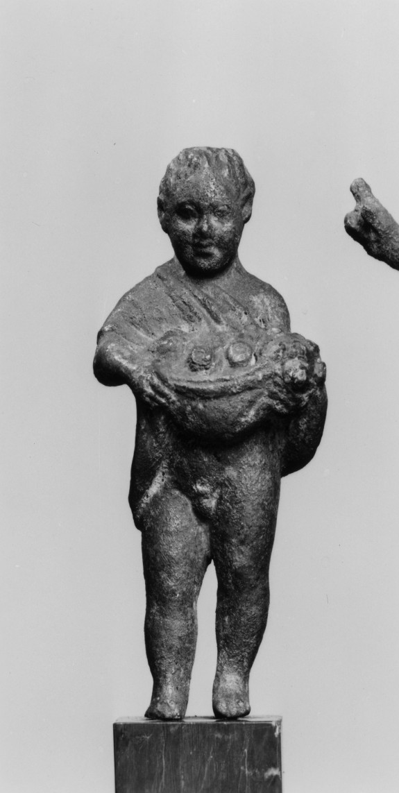 Young Vertumnus or Silvanus