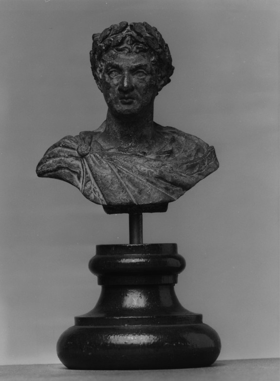Head and Bust of Man
