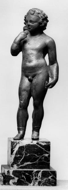 Statuette of a Child