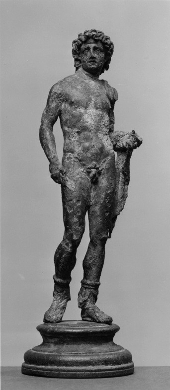 Nude Male, Possibly Alexander the Great