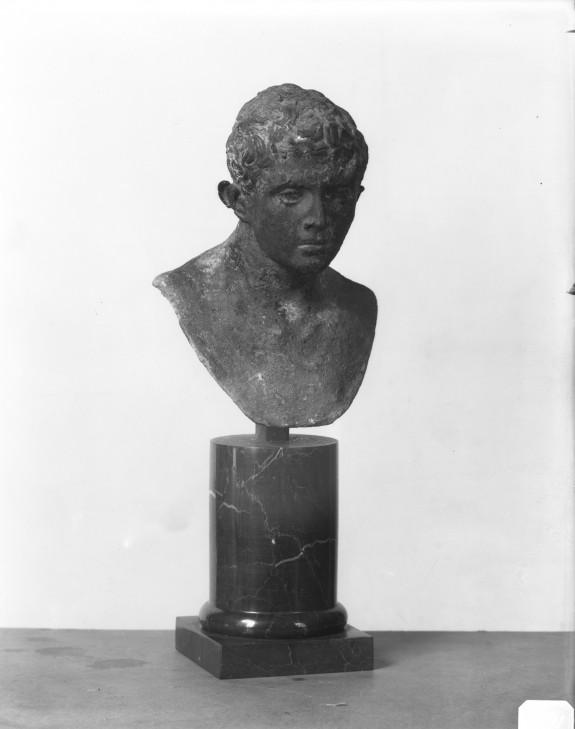 Head of Mercury (?)