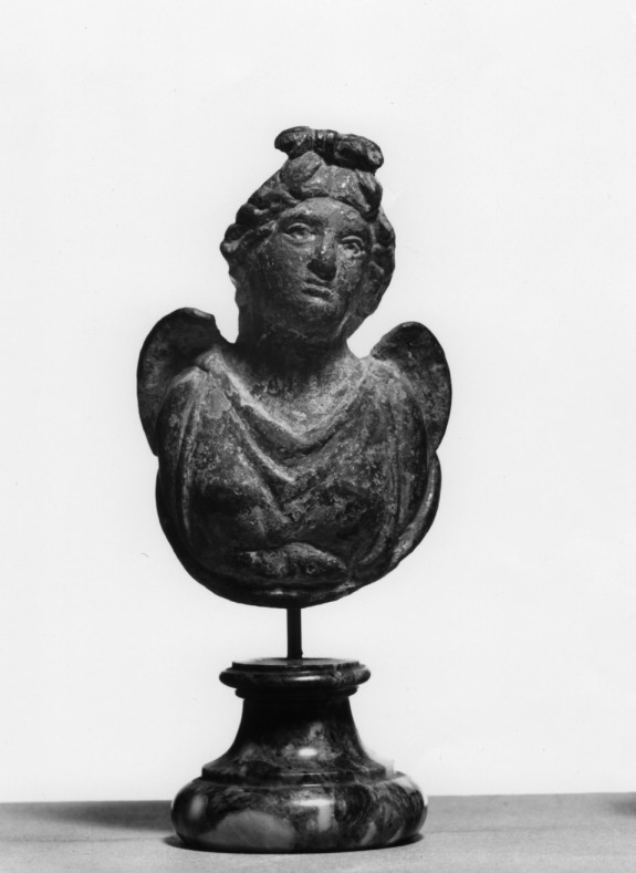 Head and Bust of Victory