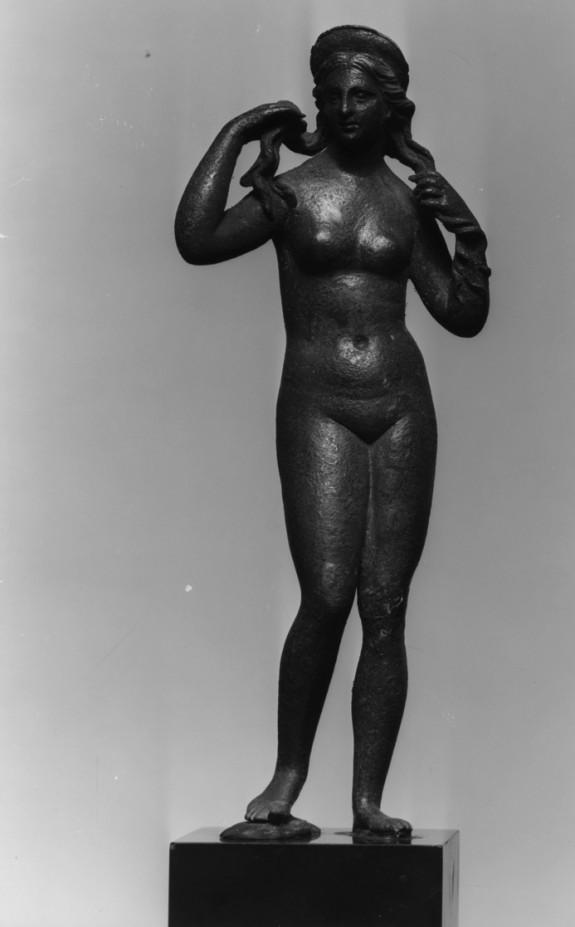 Aphrodite Drying Her Hair (Anadyomene)