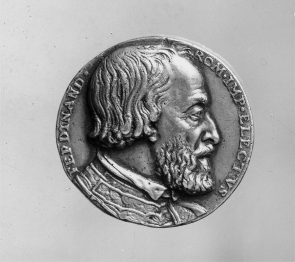 Medal of Ferdinand I (1503-64) as Emperor Elect