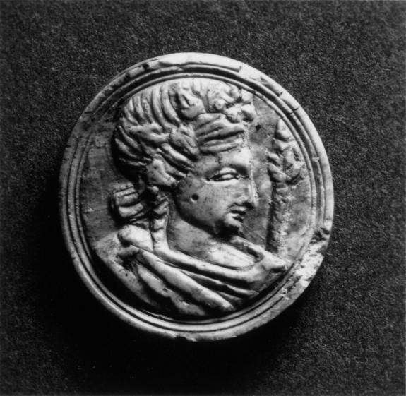 Head of a Maenad