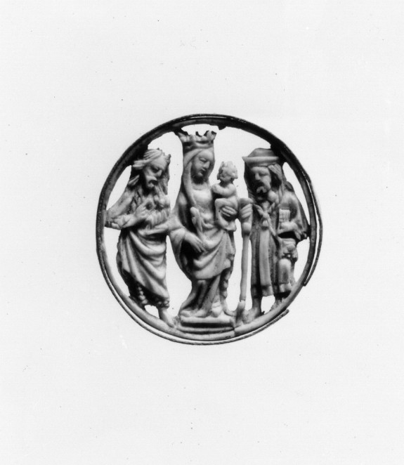 Virgin and Child with St. John the Baptist and St. James the Greater