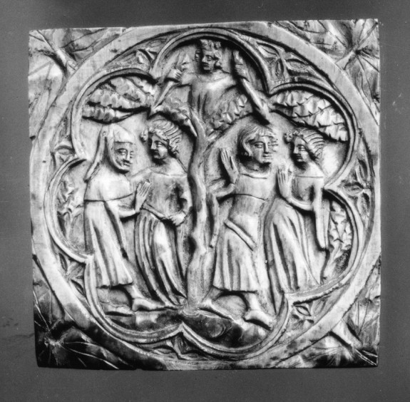 Plaque with the God of Love