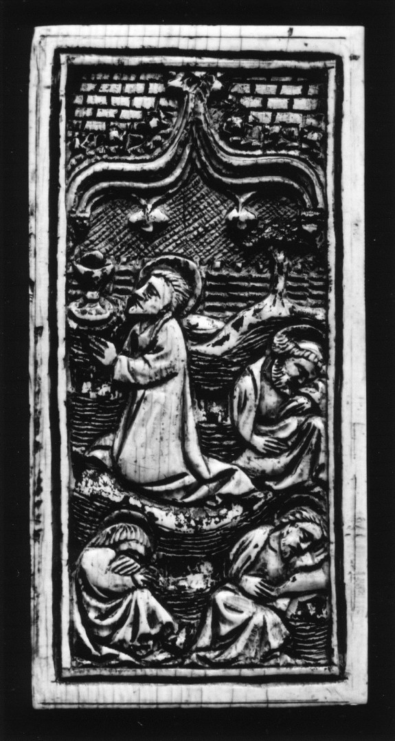 Plaque with Gethsemane