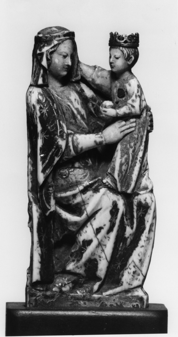 Virgin and Child (from Marcigny)