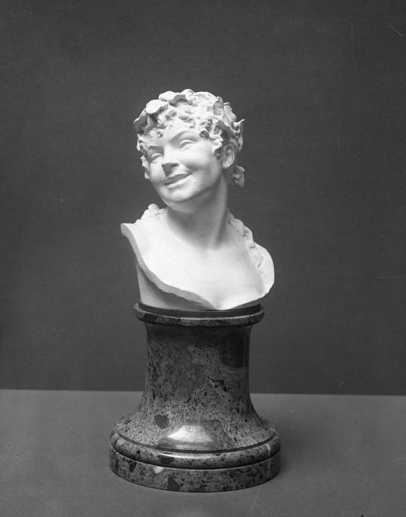 Bust of a Bacchante