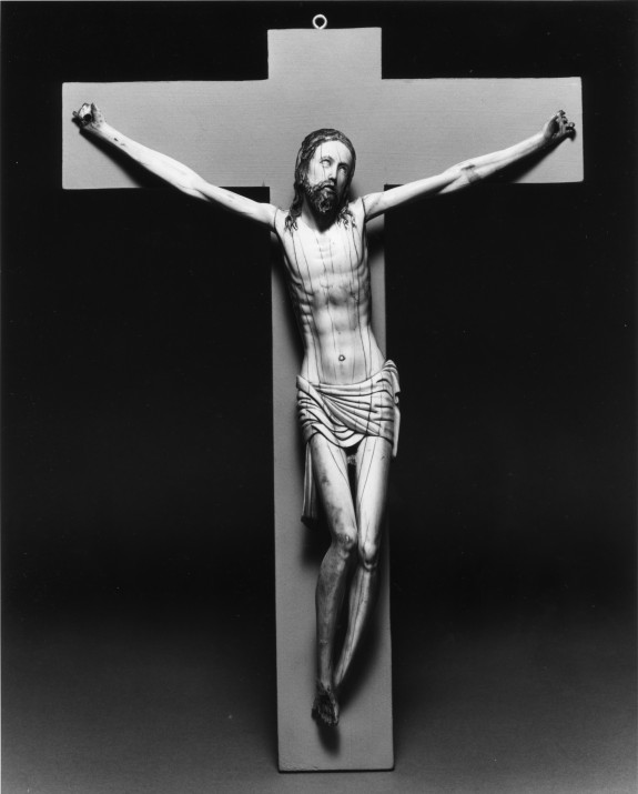 Figure from a Crucifix