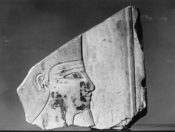 Head of Amun (?)