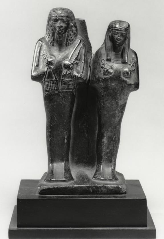 Ushabti Group of a Couple