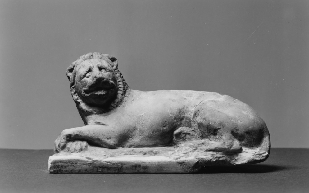 Model of a Lion