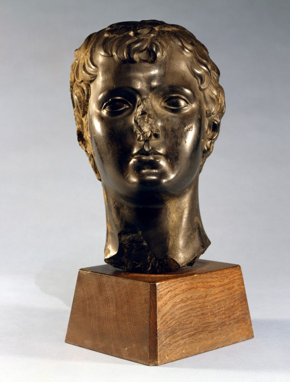 Head of a Boy, Possibly Lucius, Son of Agrippa (?)