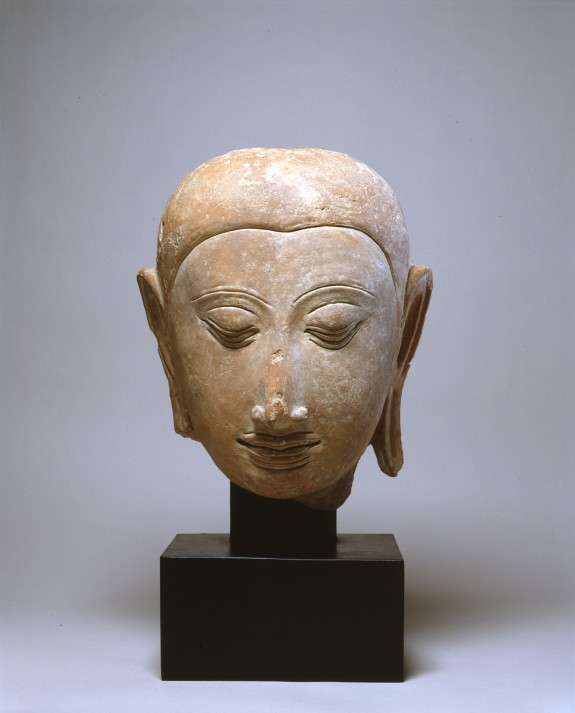 Head, Probably of a Disciple, in High Relief