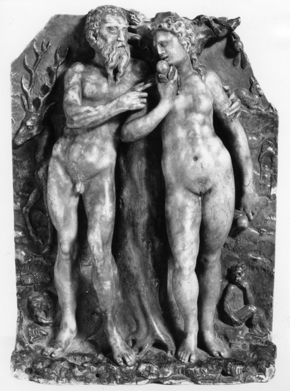Adam and Eve (Temptation)