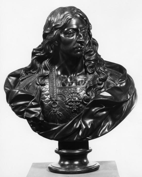 Bust of Louis de Bourbon, Called the Grand Condé