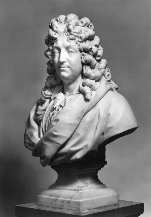 Bust of Jean Racine
