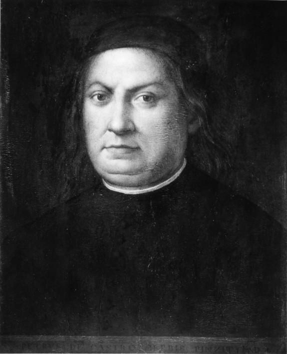 Portrait Bust of Perugino