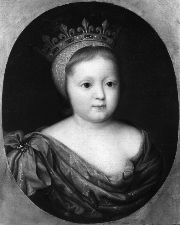 Portrait of a Child of the Royal Blood