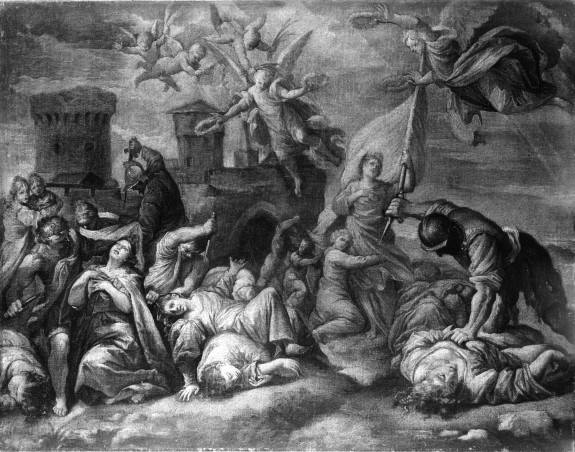 The Martyrdom of St. Ursula
